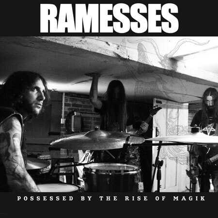 Ramesses 'Possessed By The Rise Of Magik'