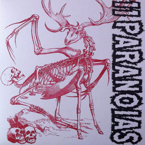 11Paranoias 'Superunnatural' LP