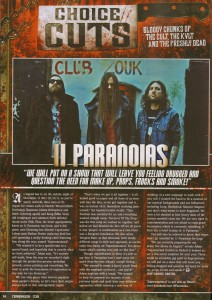 11 Paranoias_Terrorizer Choice Cuts Feature_Sept 2013