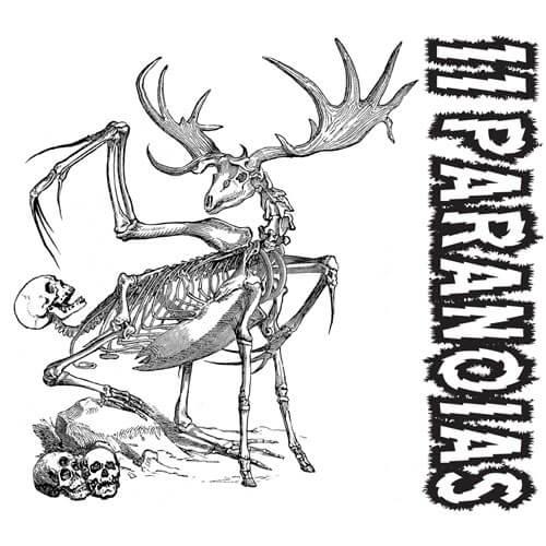 11Paranoias 'Superunnatural' CD